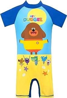 Hey Duggee Boys Squirrel Club Swimsuit