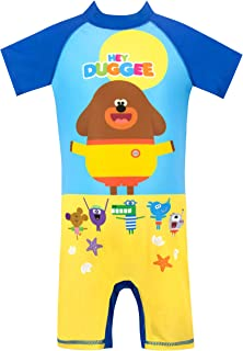Hey Duggee Boys Squirrel Club Swimsuit