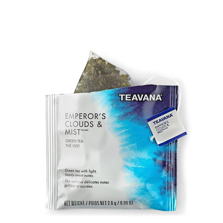 Teavana Emperor's Clouds and Mist Full Leaf Tea Sachets (12 Pack)