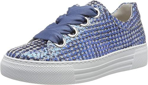 Gabor schuhe Comfort Basic, Hausschuhe para damen, Blau (Blau 86), 38 EU