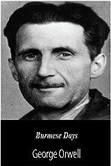 Burmese Days Kindle Edition