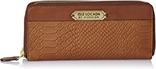 Isle Locada by Hidesign Women's Wallet (Tan)