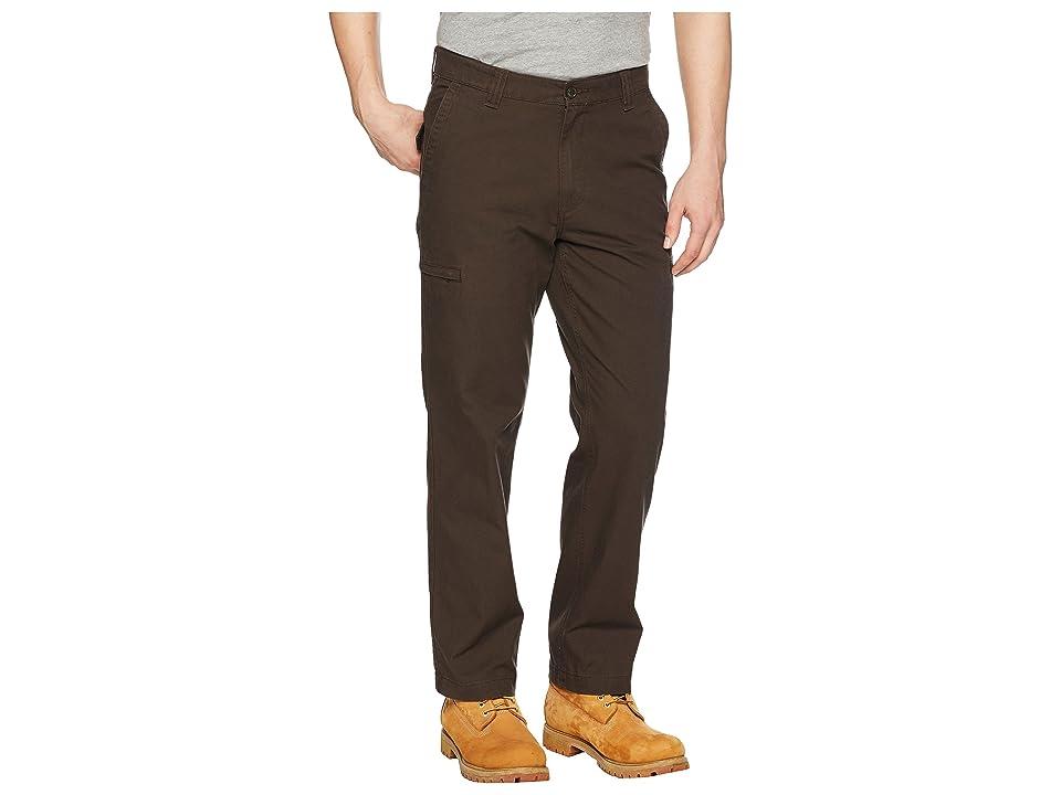 Dockers Utility D2 Straight Fit Cargo Pants (Frontier Brown) Men