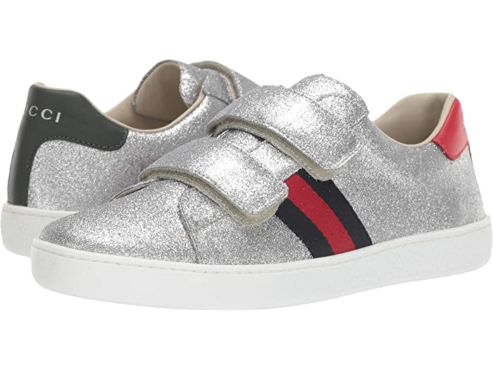 Gucci Kids New Ace V.L. Sneakers