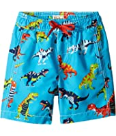 Hatley Kids - Roaring T-Rex Swim Trunks (Toddler/Little Kids/Big Kids)