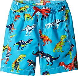 Roaring T-Rex Swim Trunks (Toddler/Little Kids/Big Kids)