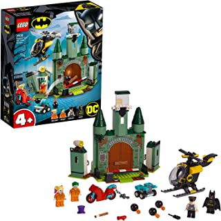 LEGO Super Heroes - Batman y la Huida