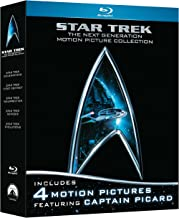 Star Trek: The Next Generation Motion Picture Collection (First Contact / Generations / Insurrection / Nemesis)