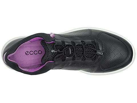 Sense Yak Leather ECCO Black Toggle AzwqvdU