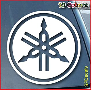 Yamaha Car Window Vinyl Decal Sticker 4