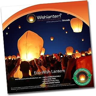 birando wish lanterns