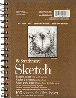 Pro-Art Strathmore Sketch Pad 5,5
