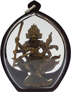 Thai Amulet Hanuman Lp Kalong Wat Kaolaem Thai Buddha Amulet Pendant Yant Protection Magic