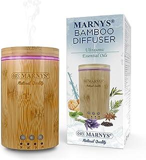 Marnys Difusor Para Aceites Esenciales Bamboo - 1 unidad