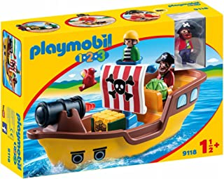 lego duplo pirate ship