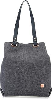 TITAN Einkaufstasche Handgepäck mit wasserabweisender Oberfläche, Gepäck Serie BARBARA: Exklusiver Shopper im eleganten Lo...