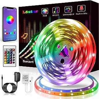 LED Strip Lights, KIKO Smart Color Changing LED Lights...