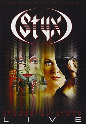 Styx: The Grand Illusion / Pieces of Eight