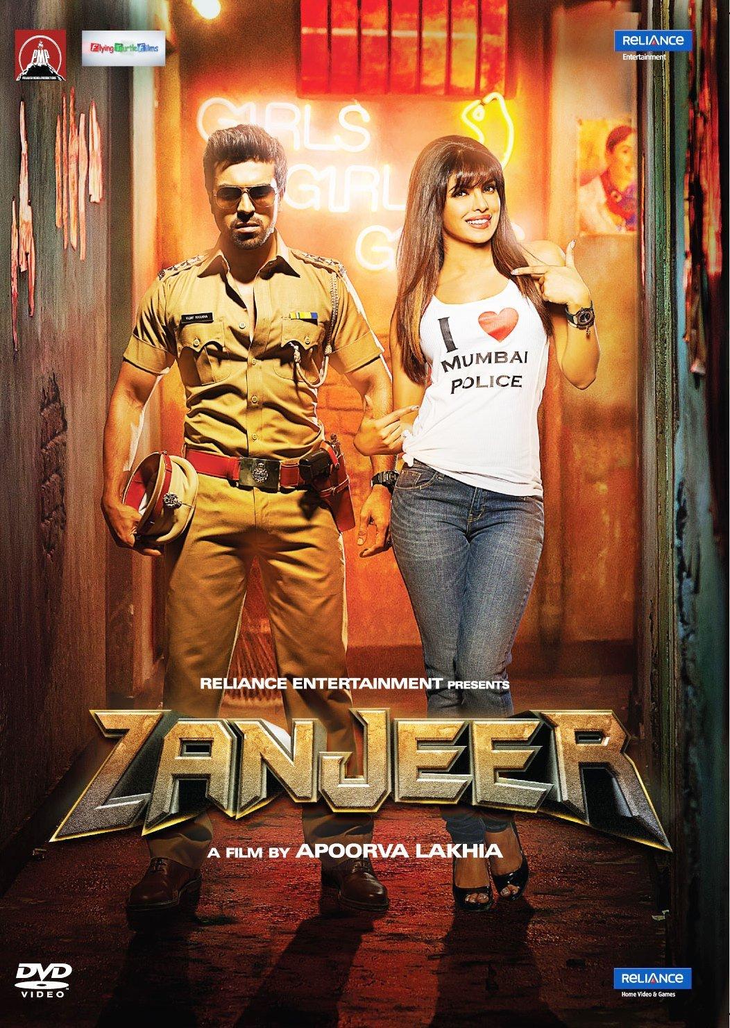 Zanjeer (2013) Hindi 720p HEVC HDRip x265 AAC ESubs Full Bollywood Movie [700MB]
