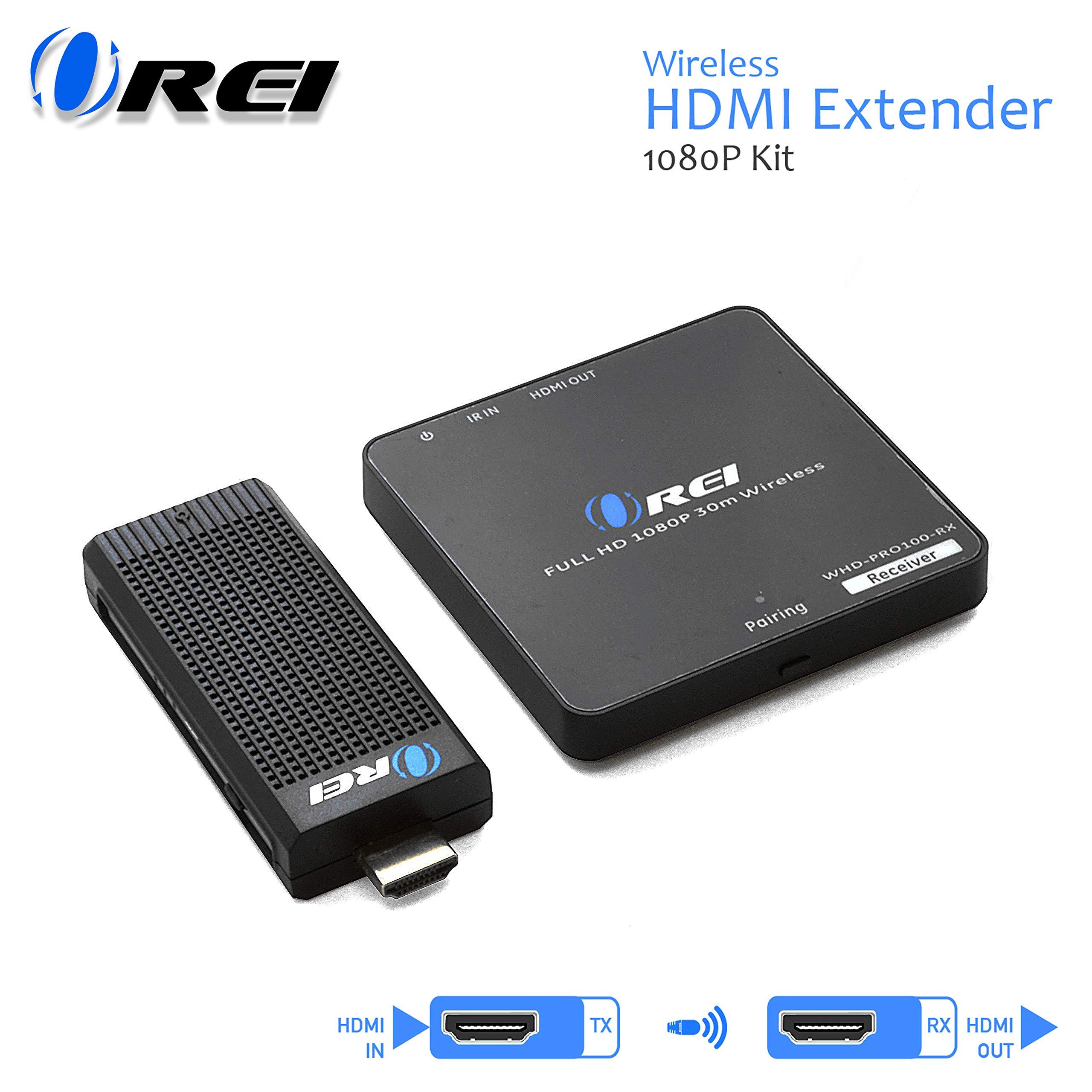 Orei Wireless Extender Transmitter Receiver