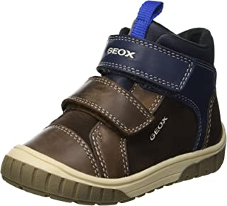 Geox B Omar Boy B, Zapatillas para Bebés