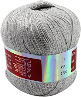Best pure cashmere knitting yarn Reviews