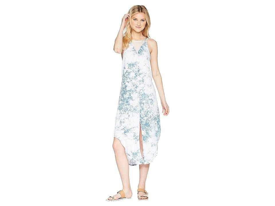 Hurley Reversible Wash Dress (White) Women