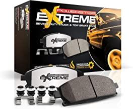 Power Stop Z36-784, Z36 Truck & Tow Carbon-Fiber Ceramic Front Brake Pads