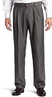 Men's Cool 18 Hidden Expandable-Waist Pleat-Front Pant