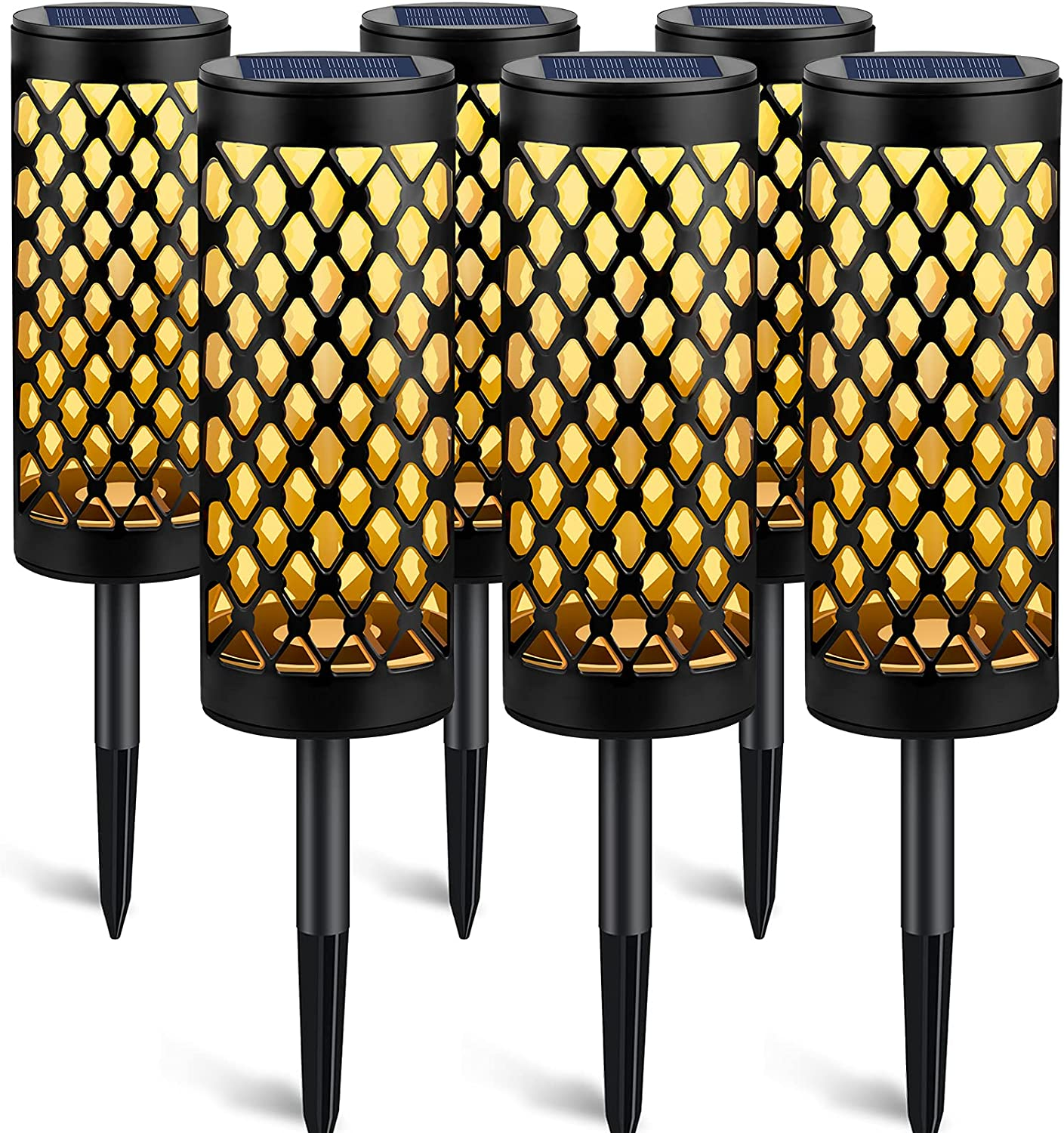 free shipping TomCare Solar Lights Attention brand Outdoor Upgraded Bright Pathway Light