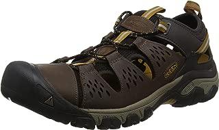 KEEN Australia Men's Arroyo III Trekking Sandal, Cuban/Golden Brown