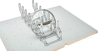 Rev-A-Shelf - 5DLD-1-CR - Drop-in Lid Organizer for Drawer Peg Board System