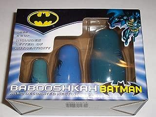 Toy Site DC Comics Babooshkah Hand Decorated Batman Nesting Dolls