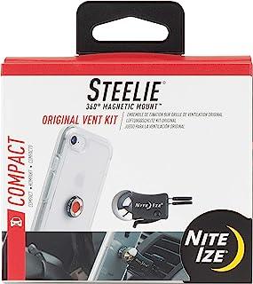 Nite Ize Original Steelie Dash Mount Kit Air Vent Mount Kit 4005740