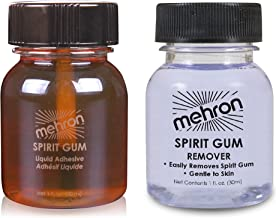 mehron Spirt Gum And Remover Set 30Ml
