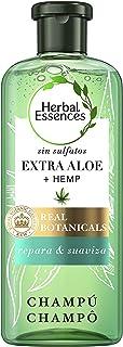 Champú Herbal Essences Bio: Renew sin Sulfatos con Aloe Intenso Y Hemp en Colaboración con el Royal Botanic Gardens de KEW