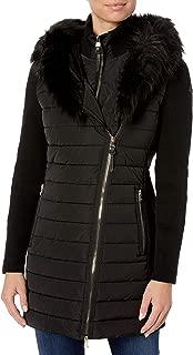 Best calvin klein women's faux-fur down jacket Reviews