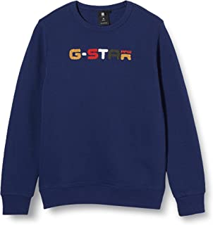 G-STAR RAW Sq15025sweat Sudadera para Niños