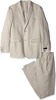 Mens Men's Linen Suit