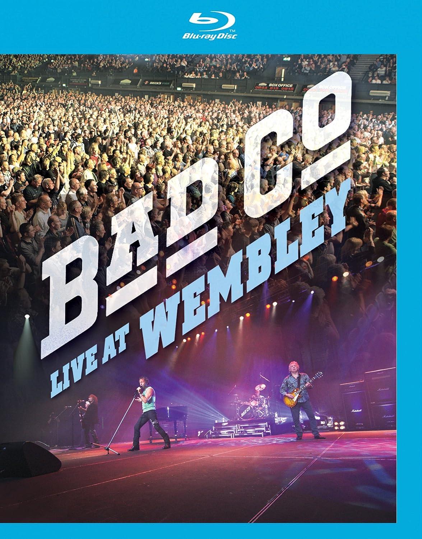 Bad Company: Live Wembley Blu-ray at Brand Cheap Sale Venue Genuine Free Shipping