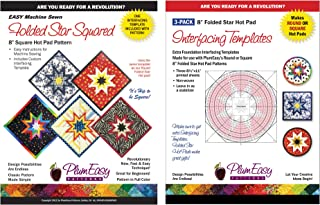 Best folded star coaster pattern Reviews