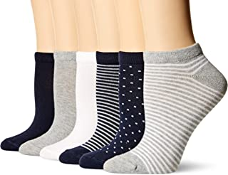 Amazon Essentials 6-Pack Casual Low-Cut Socks Femme
