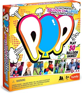 POP - The Ultimate Balloon Challenge Family Game