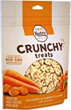product image for NUTRO Small Crunchy Natural Dog Treats Chicken & Carrot Flavor, 16 oz. Bag