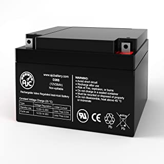 Exide EP26-12W 12V 26Ah Sealed Lead Acid Replacement Battery