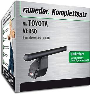 Rameder Komplettsatz, Dachträger Tema für Toyota Verso (118818 08158 4)