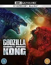 Godzilla vs Kong [4K UHD + Blu-ray]