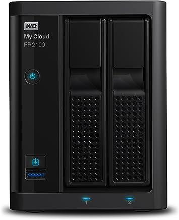 Western Digital My Cloud Pr2100 Serie Pro Server Multimediale da 4 Tb Con Transcodifica, Nas, Nero - Trova i prezzi più bassi