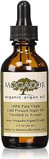 Mogador Certified Organic 100% Pure Argan Oil 2 fl. oz (60 mL)