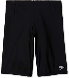 Speedo Little Boys 'Learn-To شنا Solid Jammer